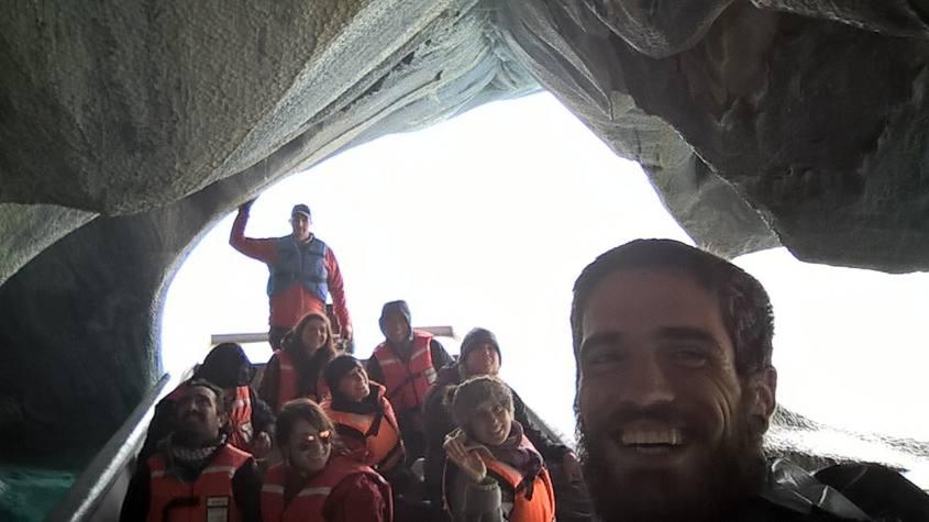 Gita a Las Capillas de Marmol o Grotte di Marmo di Puerto Rio Tranquilo