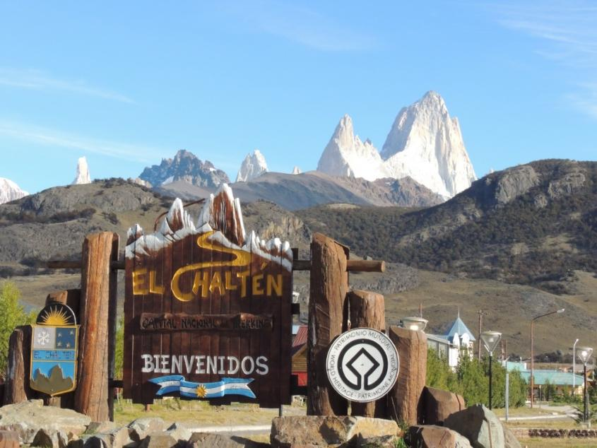 El Chalten la Capitale Nazione del trekking Argentina Fitz Roy