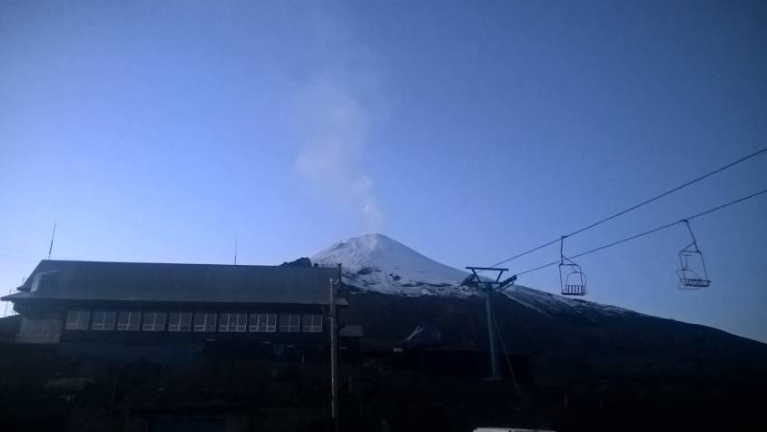 Il Vulcano Villarrica di Pucon in Cile