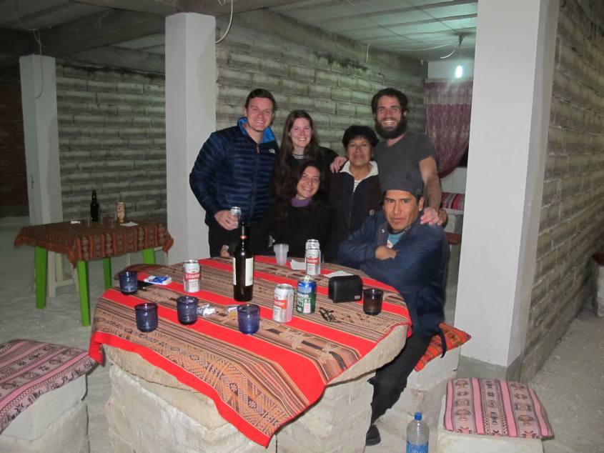 Hotel di sale nella terza notte del tour al Salar di Uyuni
