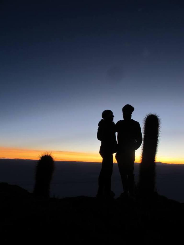Noi due e l'alba
