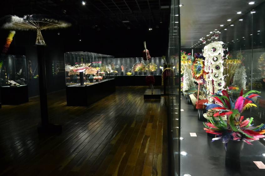 Museo Folkloristico MUSEF di La Paz in Bolivia