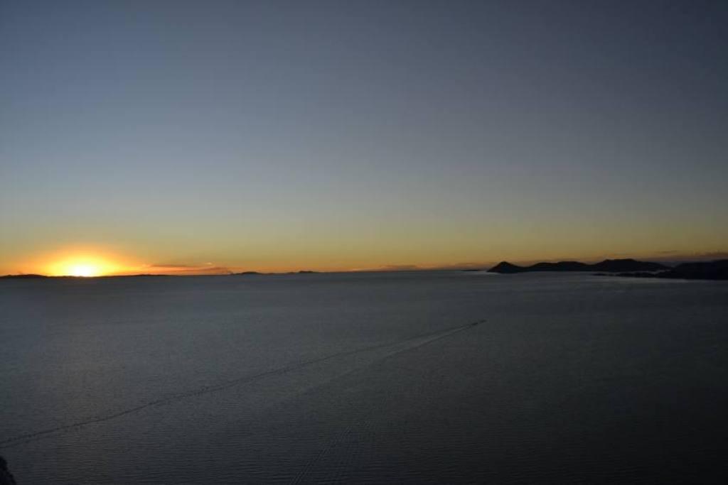 Tramonto Cerro Calvario