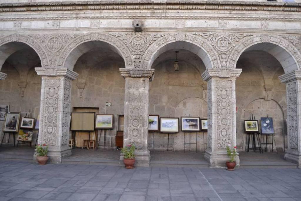 Claustro Arequipa