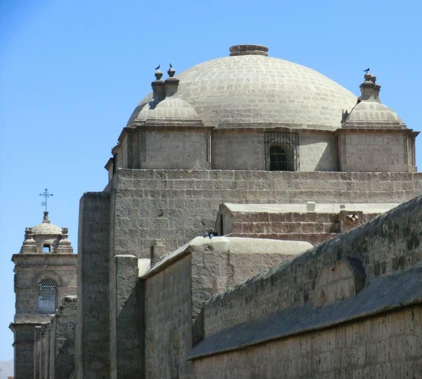 Monastero di Santa Caterina (Catalina) ad Arequipa in Perù
