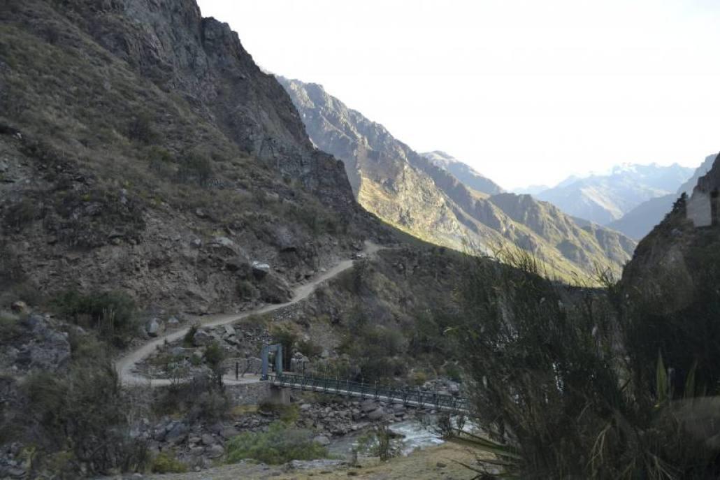 Pezzo di Inca Trail