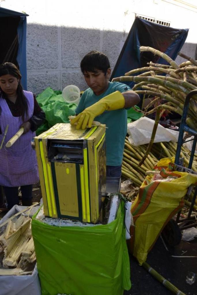 Mercato Cusco