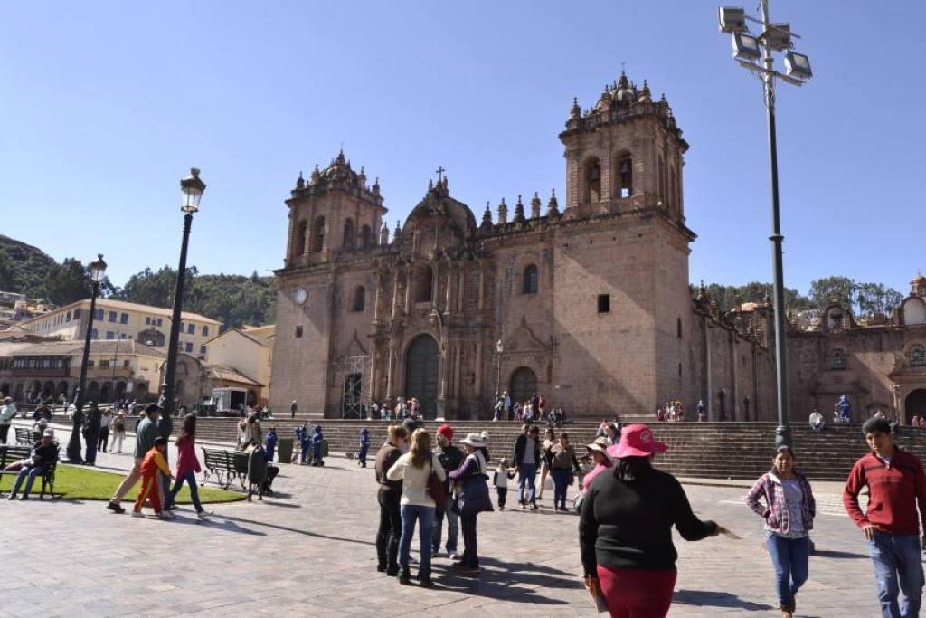 Cattedrale Plaza de Armas