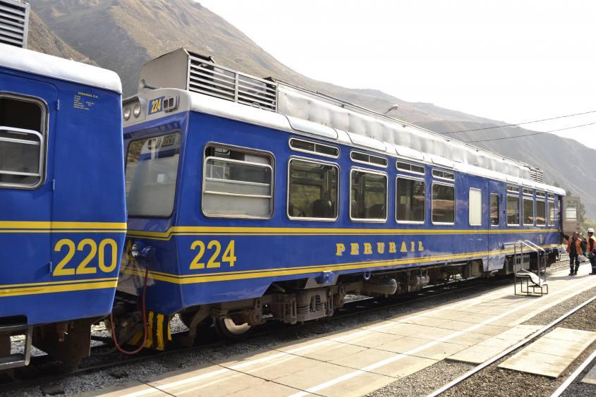 PeruRail, il treno per Machu Picchu partendo da Cusco