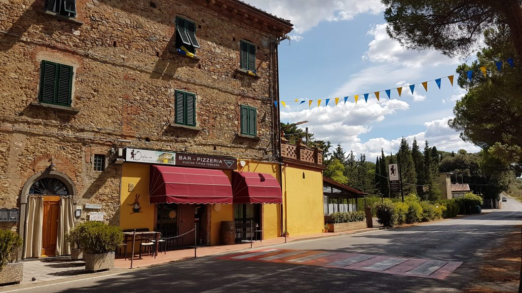 Osteria del Pellegrino Gambassi Terme