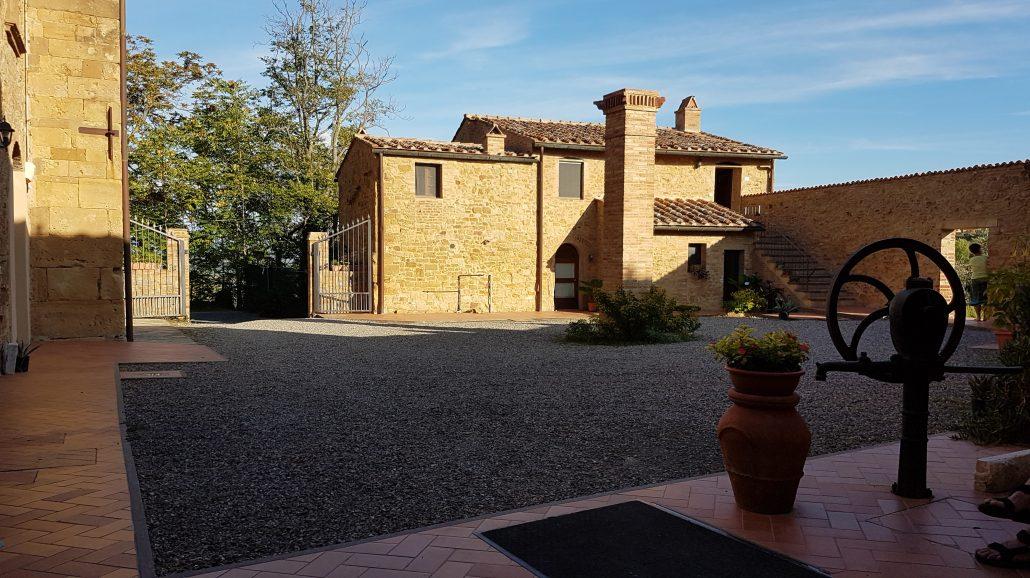 Ostello Sigerico Gambassi Terme