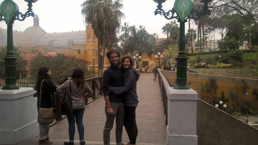 Ponte dei Sospiri Lima