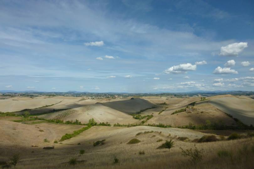 Via Francigena San Miniato Gambassi