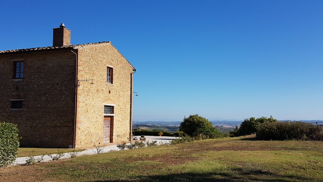 Gambassi San Gimignano Via Francigena