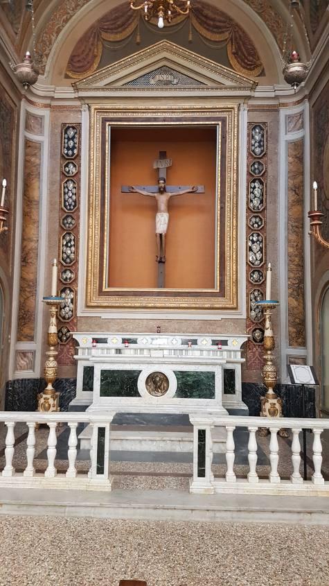 Crocifisso Chiesa di San Lorenzo Nuovo