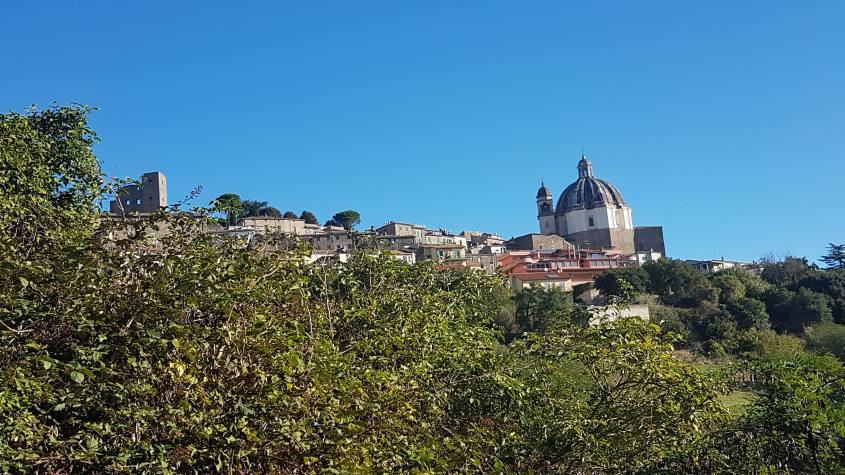 Montefiascone Via Francigena