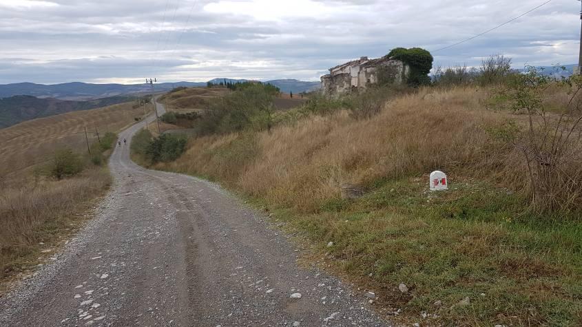 Radicofani - Acquapendente Via Francigena