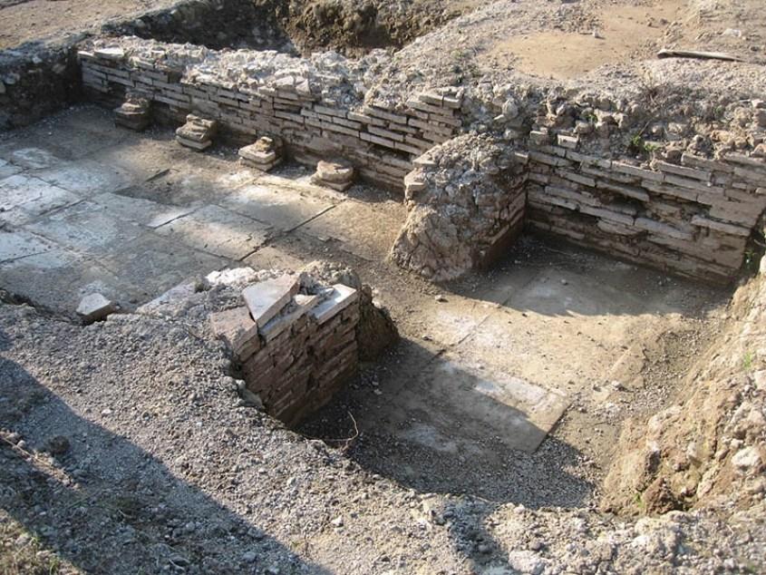 Rovine Area Archeologica di Veio