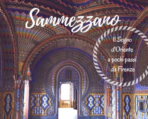 Castello di Sammezzano Firenze Sogno d'Oriente