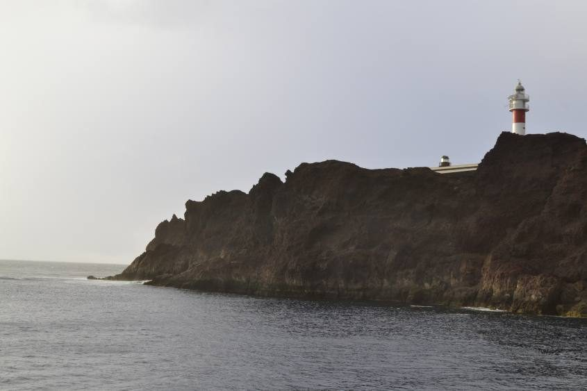 Faro di Punta Teno nell'isola di Tenerife