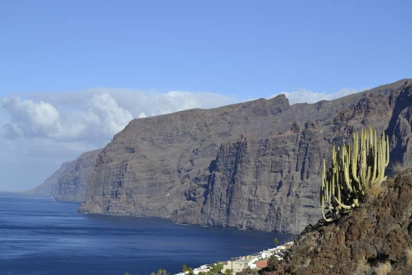 Los Gigantes di Tenerife