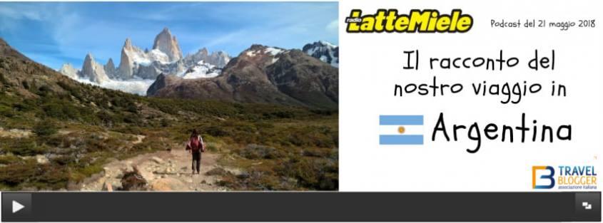 Intervista Tips4tripS alla radio Latte e Miele sull'Argentina