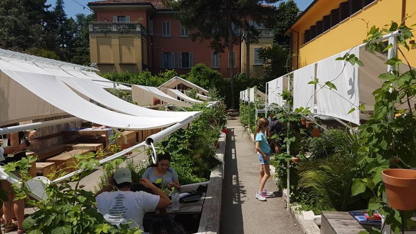 Chalet dei Giardini Margherita di Bologna