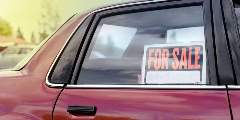 Come comprare una macchina in Australia cartello For Sale