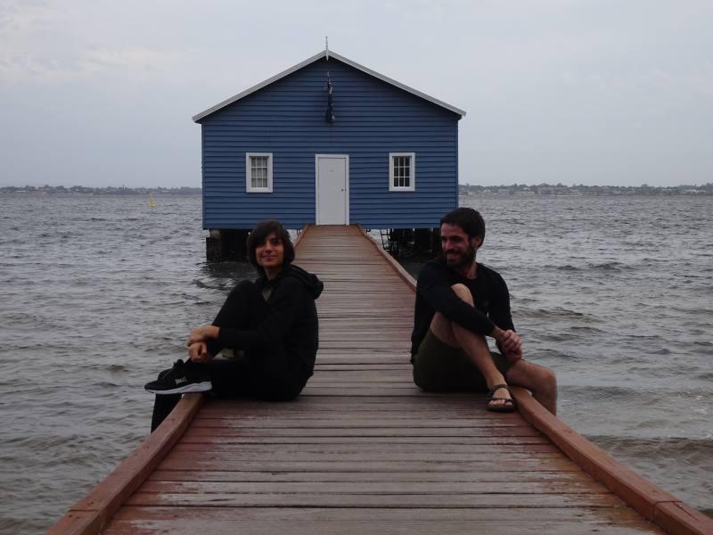 La Blue Boat House di Perth
