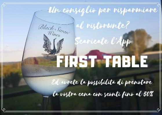 First Table, sito per mangiare con lo sconto del 50% a Perth