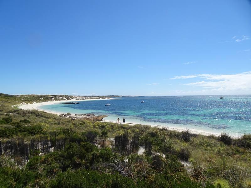 Spiaggia Stark Bay di Rottnest Island