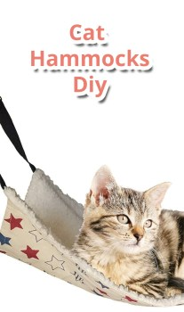 Cat Hammocks – Diy