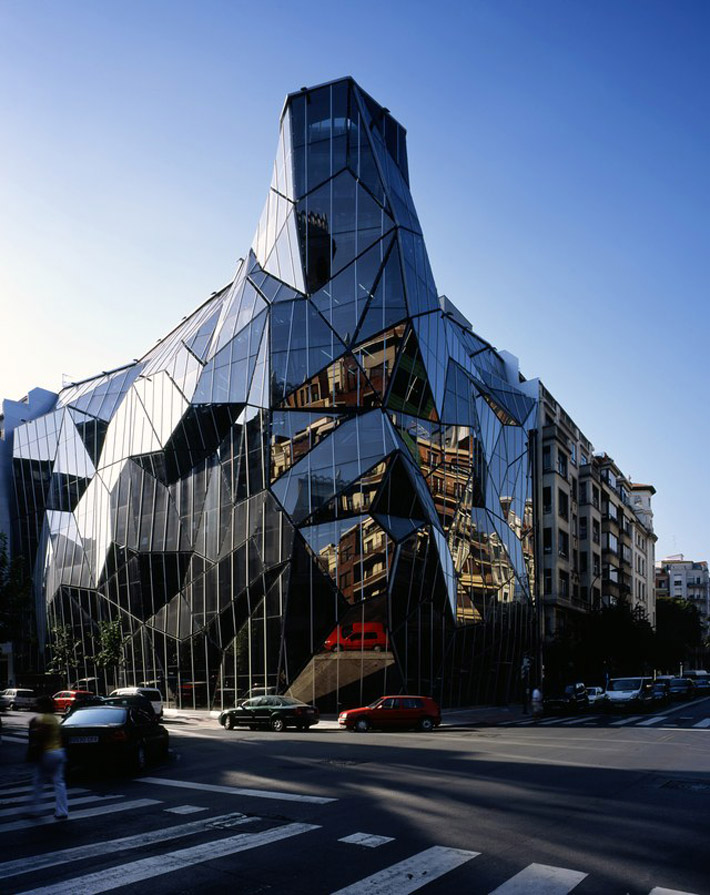 Best Diamond-Inspired Architecture Around The World