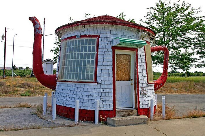 Most Bizarre Houses