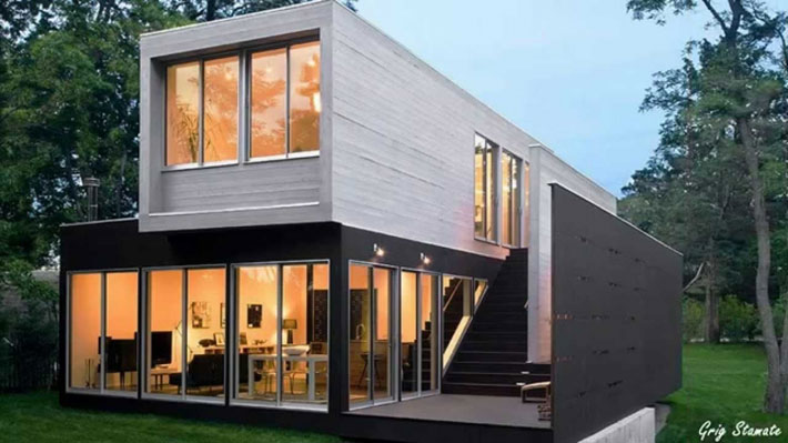 The 10 Most Amazing Container Homes