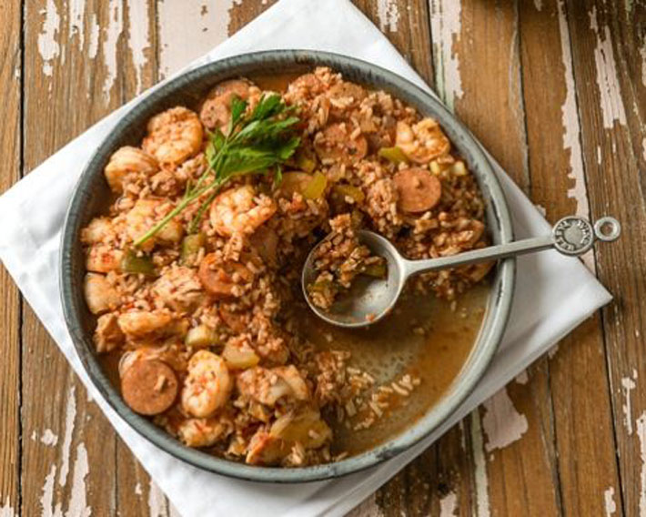 Slow Cooker Jambalaya (Vegan) – Recipe