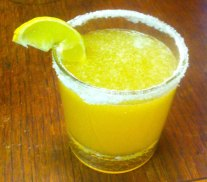 Meyer Lemon Margarita - Recipe