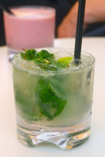 Low Carb Mojito - Recipe