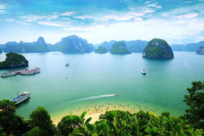 Amazing Things In Vietnam