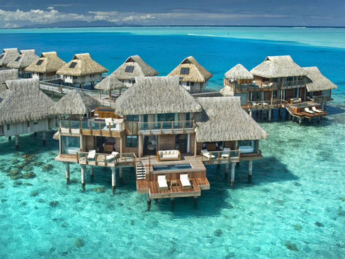 One Of The Most Exotic And Romantic Islands – Bora Bora Island