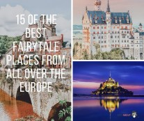 15 Of The Best Fairytale Places From All Over The Europe