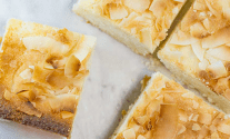 Low Carb Coconut Blondies