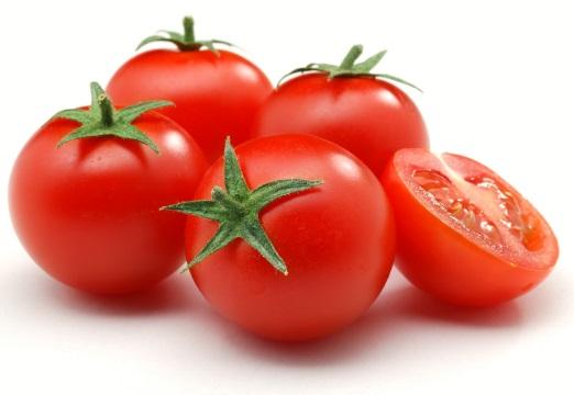 Tomato and Oatmeal Face Scrub for oily skin