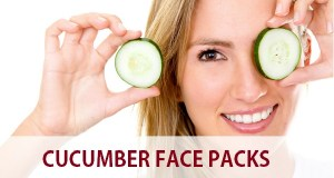 cucumber face packs