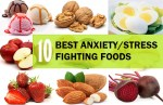 10 Best Anxiety and Stress Fighting Food Items