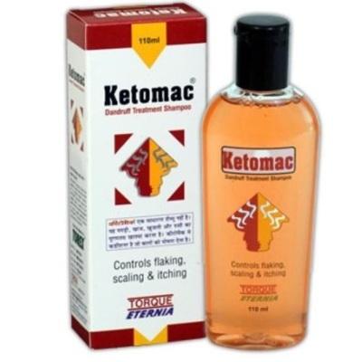 Ketomac Anti- Dandruff Shampoo