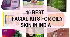 10 best facial kits for oily skin in india