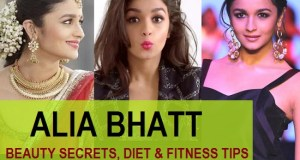 Alia bhatt Beauty Secrets, Diet and Fitness tips 8