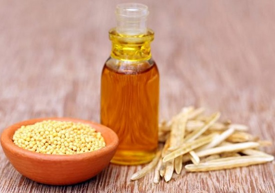 How To Use Mustard Oil For Hair Loss Grey Hair And Regrowth