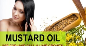 mustard oil for hair loss and hair regrowth